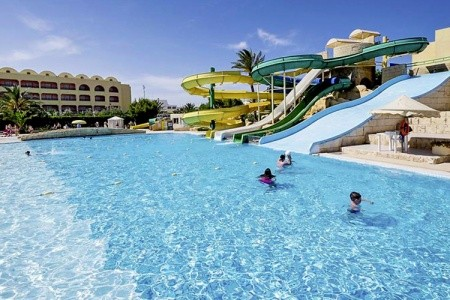 Hotel Houda Golf Skanes Monastir & Aquapark, Tunisko, Skanes