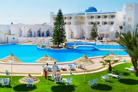 Hotel Liberty, Tunisko, Skanes