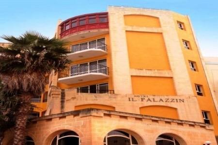 Il Palazzin Hotel - v dubnu