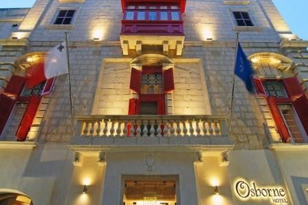 Malta - Valletta / Osborne Hotel
