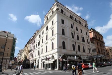 Hotel Impero, Itálie, Řím