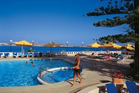 Dolmen Hotel, Qawra, Malta