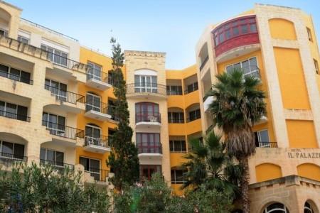 Palazzin Hotel, Malta