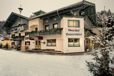 Skiwelt Skiopening - v březnu