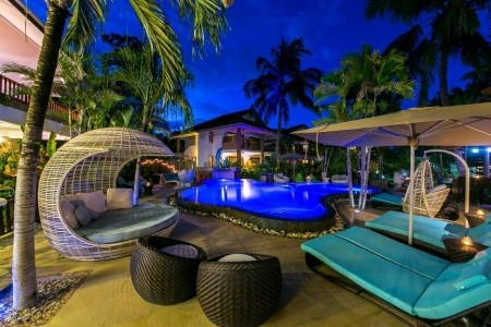 Le Duc Praslin & Villas - first minute
