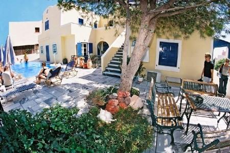 Mary, Řecko, Santorini