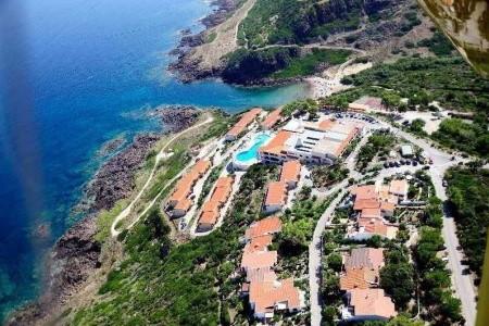 Castelsardo Village Resort - letecky
