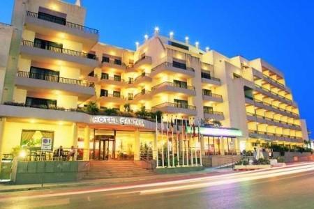 Santana Hotel - v dubnu