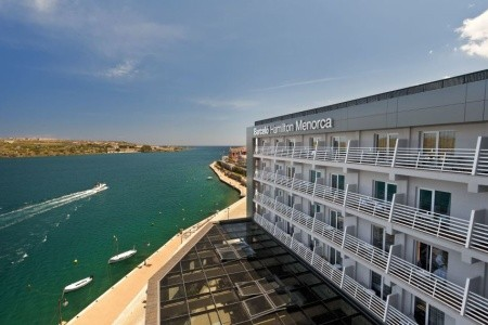 Barcelo Hamilton Menorca - Adults Only - Last Minute a dovolená