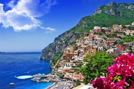 Starověká Kampánie a pobřeží Amalfi - poznávací zájezdy