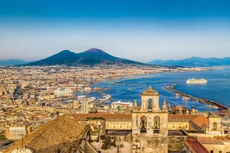 Řím, Neapol, Pompeje a Vesuv - Last Minute a dovolená
