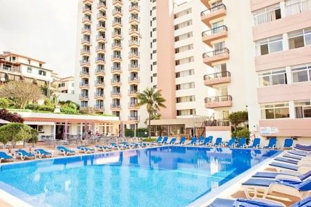 Estrelicia Hotel - v říjnu