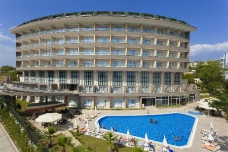 Justiniano Club Park Conti, Turecko, Turecká riviéra
