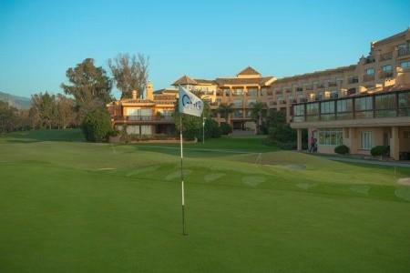 Hotel Guadalmedina - v únoru