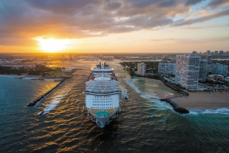Usa, Svatý Martin, Haiti Z Miami Na Lodi Symphony Of The Seas - 393865938