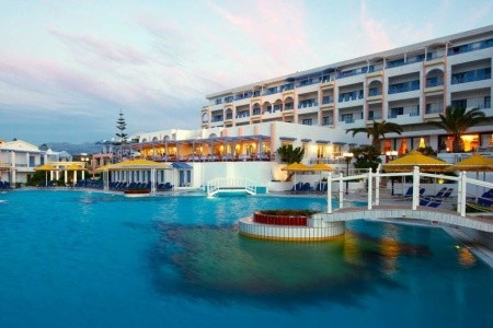 Best Family Serita Beach Resort (Ex Mitsis Serita Beach Resort), Řecko, Kréta