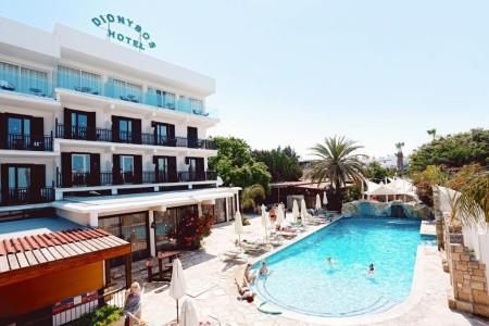 Dionysos Central Hotel - v říjnu