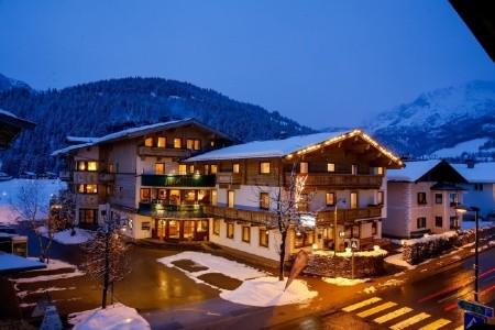 Hotel Edelweiss V Hochfilzenu - Běžky