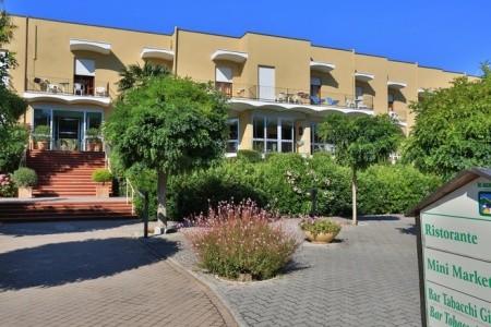 Rezidence A Hotel Le Acacie Mh– Capoliveri - v září