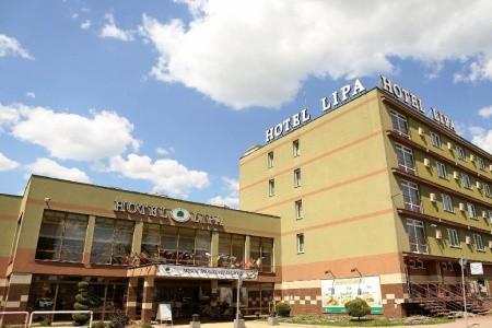 Hotel Lipa - letní dovolená