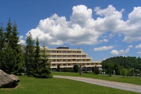 Hotel Travertín - v prosinci