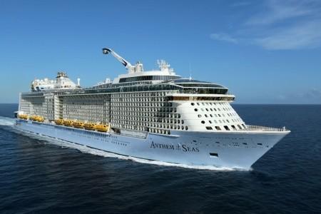 Usa, Bahamy Z Cape Liberty Na Lodi Anthem Of The Seas - 393881039