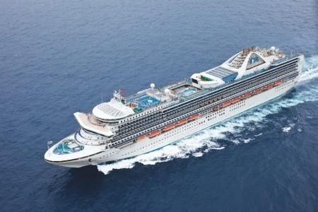 Usa, Svatý Martin, Svatá Lucie, Barbados, Svatý Kryštof A Nevis Z Baltimoru Na Lodi Grandeur Of The Seas - 393881023