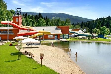 Aqua Park Špindl - v únoru