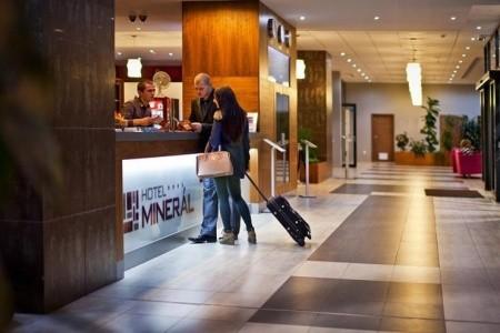 Hotel Minerál - plná penze