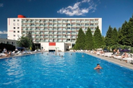 Lázeňský Hotel Rubín - dovolená