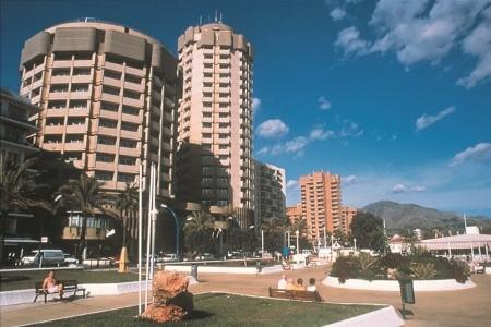 Hotel El Puerto By Pierre & Vacances - letecky