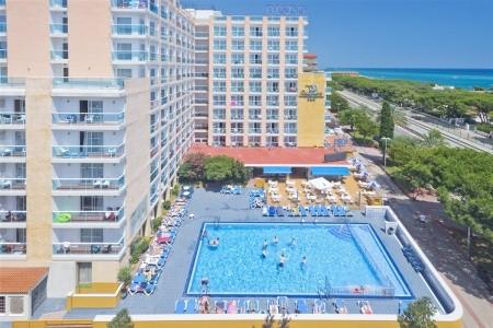 Hotel Htop Cartago Nova /p, Španělsko, Costa del Maresme
