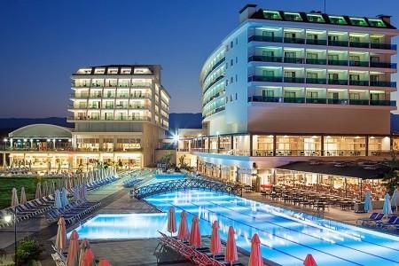 Hotel Kahya Resort Aqua, Turecko, Alanya