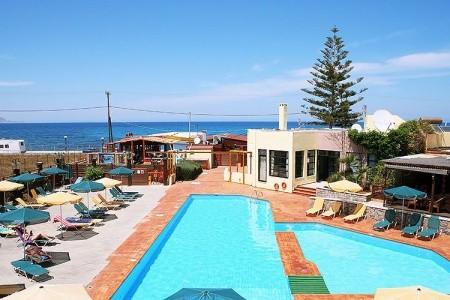 Hotel Kaissa Beach - Last Minute a dovolená