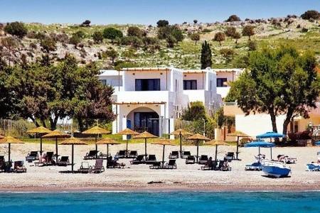 Apartmánový Dům Katikies, Řecko, Rhodos