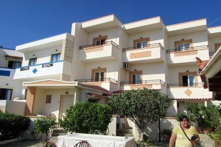 Aparthotel Electra Ii - Řecko letecky z Ostravy