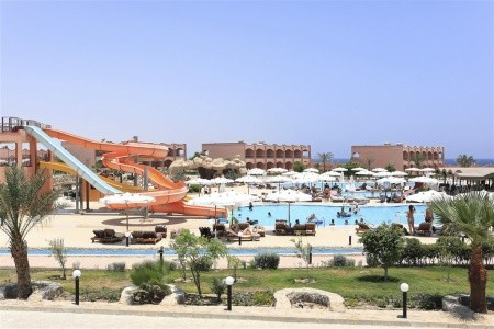 The Three Corners Happy Life Resort - Egypt v říjnu