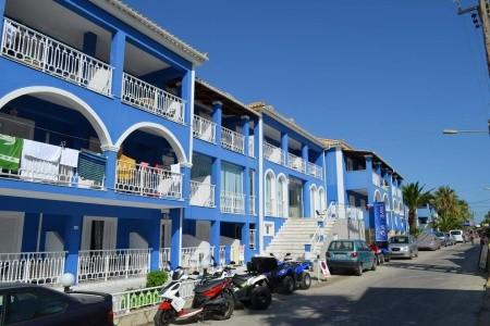Blue Waves (Odlet Z Brna), Řecko, Zakynthos
