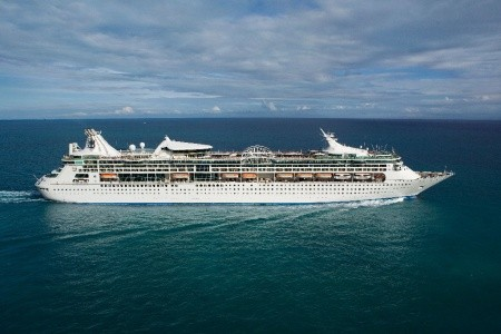 Usa, Britské Panenské Ostrovy, Antigua A Barbuda, Barbados, Svatá Lucie, Dominikánská Republika Ze San Juan Na Lodi Vision Of The Seas - 393881302