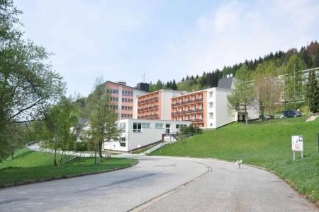 Kouty Nad Desnou - Hotel Dlouhé Stráně, Česká republika, Jeseníky