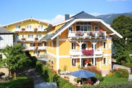 Zell Am See, Apartmány Villa Klothilde***, Zima - vily