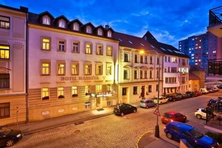 Praha 6 - Hotel Markéta - 2019