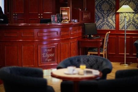 Praha 1 - Hotel Elysee - last minute