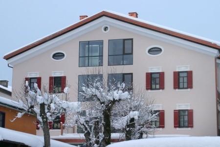 Hotel Heitzmann, Mittersill - v prosinci