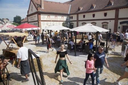 Dětenice - Středověký Hotel - letní dovolená
