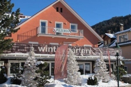 Hotel Wintergarten, Schladming - v dubnu