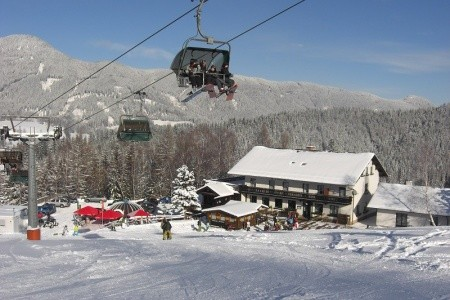 Alpengasthof Eichtbauer - jarní dovolená