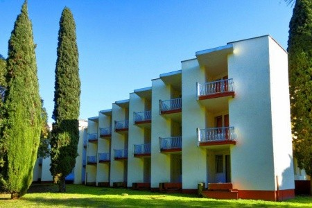 Guest House Adriatic Plava Laguna - polopenze
