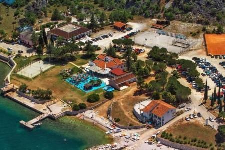 Bungalovy Kanegra Plava Laguna, Chorvatsko, Umag