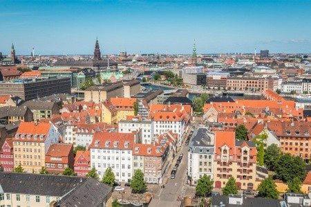 Skandinávie a její metropole